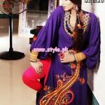 Zahra Ahmad Eid-Ul-Azha Dresses 2012 For Women 001