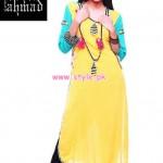 Zahra Ahmad Latest Eid Arrivals 2012 For Women 006