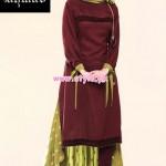 Zahra Ahmad Latest Eid Arrivals 2012 For Women 007