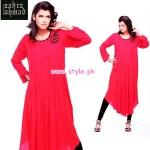 Zahra Ahmad Latest Winter Collection 2012-13 006