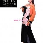 Zahra Ahmad Latest Winter Collection 2012-13 008