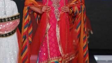 Zara Shahjahan Collection 2012 At PFDC L'Oreal Paris Bridal Week 001