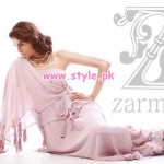 Zarmina Latest Mid Summer Collection For Women 2012 008