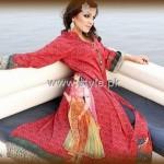 Zohra Alam Digital Prints 2012 for Women 002
