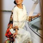 Zohra Alam Digital Prints 2012 for Women 004