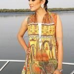 Zohra Alam Digital Prints 2012 for Women 007