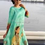 Zohra Alam Digital Prints 2012 for Women 009