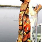 Zohra Alam Digital Prints 2012 for Women 010