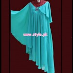 Aijazz Latest Party Dresses 2012 For Winter 004