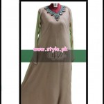 Aijazz Latest Winter Collection For Women 2012-13 008