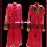 Aijazz Latest Winter Collection For Women 2012-13 010