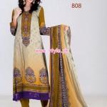 Al-Hamra Textiles Sooha Linen 2012 For Winter 002