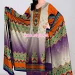 Al-Hamra Textiles Sooha Linen 2012 For Winter 003
