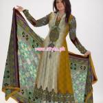 Al-Hamra Textiles Sooha Linen 2012 For Winter 004