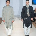 Al Karam Exclusive Collection 2012-13 at PFW 3, London 006