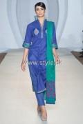Al Karam Exclusive Collection 2012-13 at PFW 3, London 009