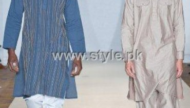 Al Karam Exclusive Collection 2012-13 at PFW 3, London