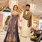Asifa And Nabeel Collection At Pantene Bridal Couture Week 2012 005