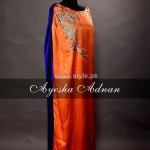 Ayesha Adnan Winter Collection 2012-13 for Women 002