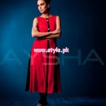 Aysha Anees Latest Winter Dresses For Girls 2012-13 007