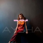 Aysha Anees Latest Winter Dresses For Girls 2012-13 008