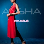 Aysha Anees Latest Winter Dresses For Girls 2012-13 011