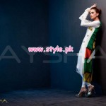 Aysha Anees Latest Winter Dresses For Girls 2012-13 012