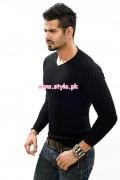 BIG Latest Casual Wear Collection For Men 2012 004