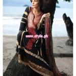Bonanza Designer Winter Dresses 2012 Complete Collection 001