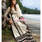 Bonanza Designer Winter Dresses 2012 Complete Collection 002