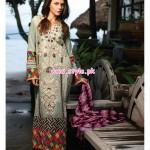 Bonanza Designer Winter Dresses 2012 Complete Collection 003