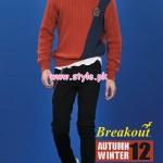 Breakout Latest Autumn Winter 2012 Collection 002