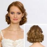 Bridal Hairstyles For Short Hair 0010