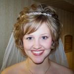 Bridal Hairstyles For Short Hair 008