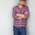 Charcoal Winter Shirts Collection 2012-2013 For Men 004
