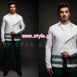 Deepak & Fahad Latest Winter Menswear Dresses 2012 013