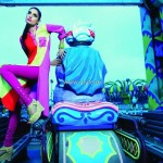 Design Lounge Color Block Collection 2012 for Women 003