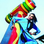 Design Lounge Color Block Collection 2012 for Women 006