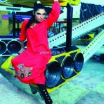 Design Lounge Color Block Collection 2012 for Women 008