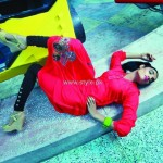 Design Lounge Color Block Collection 2012 for Women 010