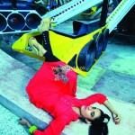 Design Lounge Color Block Collection 2012 for Women 012