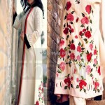 Dhaani Winter 2012-13 Dresses for Girls 001