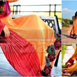 Dhaani Winter 2012-13 Dresses for Girls 004