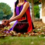 Dhaani Winter 2012-13 Dresses for Girls 006
