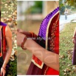 Dhaani Winter 2012-13 Dresses for Girls 007