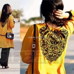 Dhaani Winter 2012-13 Dresses for Girls 008