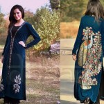 Dhaani Winter 2012-13 Dresses for Girls 009