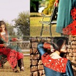 Dhaani Winter 2012-13 Dresses for Girls 010