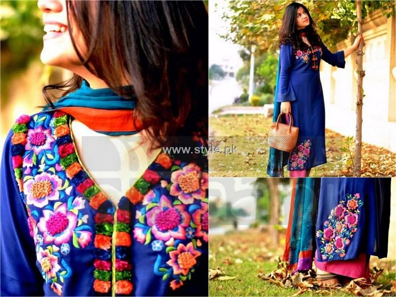 Dhaani Winter 2012-13 Dresses for Girls