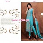 Eiza by UA Textiles Winter 2012 Dresses For Women 005